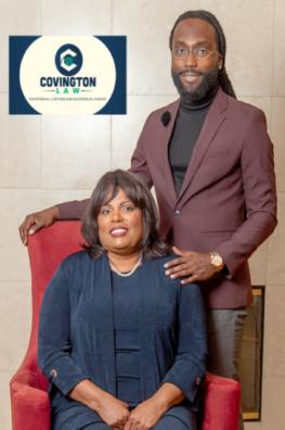 CMC NEWS: Covington Joins Covington Law Team As Chief Brand Strategist